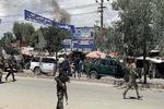 انفجار در منطقه سبز کابل/ آژیر خطر در سفارت آمریکا به صدا درآمد