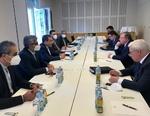 مباحثات ايرانية - روسية لاحياء الاتفاق النووي