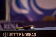 نوید شمس نایب قهرمان تورنمنت تنیس روی میز پرتغال شد