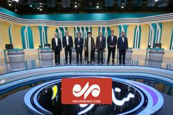 نقد دوم نامزدها در مناظره سوم