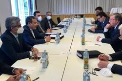 اولیانوف: دیدار با هیئت ایرانی مثل همیشه سازنده بود