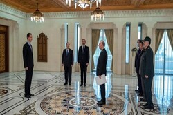 Iran's new ambassador to Syria meets with Pres. Assad