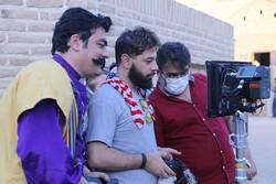 تصویربرداری تله فیلمی در میبد به پایان راه رسید