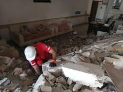 انفجار واحد مسکونی در گنبدکاووس/ ۳ نفر از زیر آوار رهاسازی شدند
