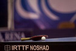 برنامه اردوهای تیمهای ملی تنیس روی میز تا شهریورماه اعلام شد