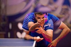 حضور تنیس روی میز ایران در مسابقات جهانی آمریکا با ۴ بازیکن