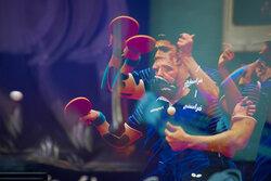 حضور تنیس روی میز ایران در ۶ رویداد مصوب تا ۳ ماه آینده