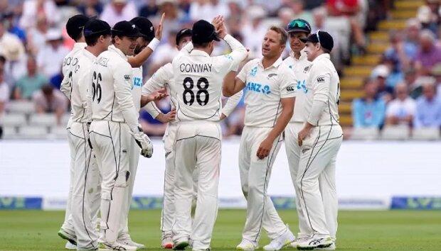 نیوزی لینڈ نے انگلینڈ کو دوسرے ٹیسٹ میچ میں شکست دیدی