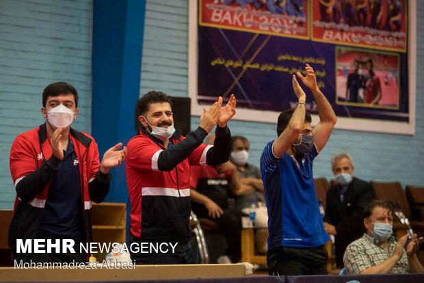 فینال بیست و نهمین دوره لیگ برتر تنیس روی میز باشگاههای کشور