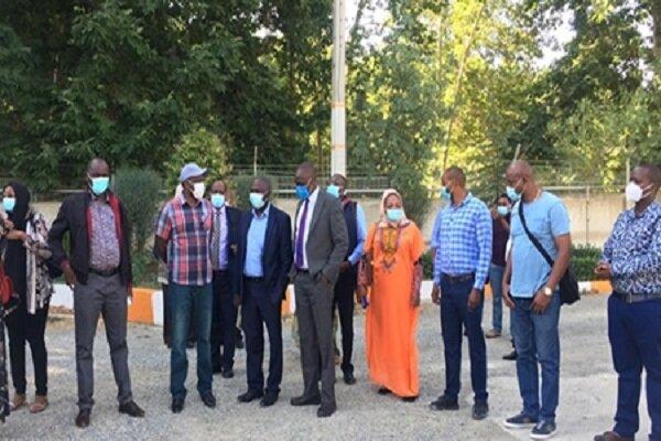 یک هیات کنیایی برای بازدید از زیرساخت فناورانه به ایران آمدند