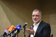ایران کے اہم صدراتی امیدوار علی رضا زاکانی آیت اللہ رئيسی کے حق میں دستبردار