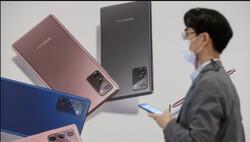 کمبود جهانی تراشه تولید یک موبایل سامسونگ را متوقف کرد