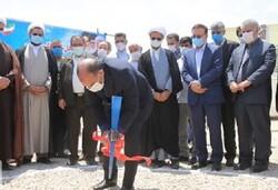 کلنگزنی طرح توسعه امامزاده سید عباس بجنورد