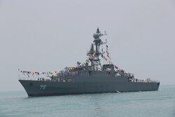 """ضرورة تعزيز تواجد إيران في المياه الدولية/ مدمرة """"دنا"""" ستنضم إلى بحرية الجيش"""