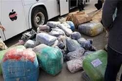 جزای میلیاردی قاچاقچی البسه در قزوین