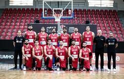 منتخب شباب ايران بكرة السلة يخسر جولته الثانية أمام نظيره اللاتفي