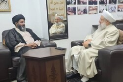 لبنان کے مفتی اعظم الشیخ ماہر حمود سے ایم ڈبلیو ایم کے رہنما کی ملاقات