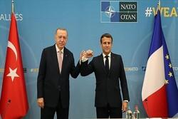 اردوغان با ماکرون و جانسون دیدار و گفتگو کرد
