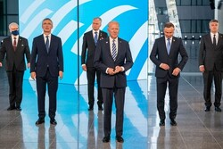 NATO leaders back revival of Iran's nuclear deal, JCPOA
