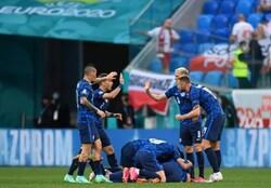 شکست لهستان مقابل اسلواکی با اشتباهات عجیب دروازه بان مطرح!