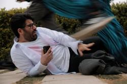 حامد همایون بازیگر شد/ ضبط یک مجموعه طنز در استودیو «خندوانه»