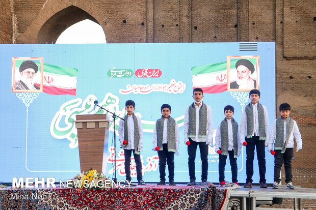 Election campaigns: Raeisi supporters in Tabriz