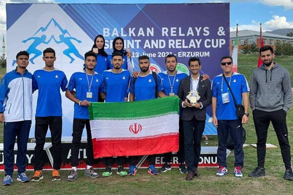 پایان کار تیم دوومیدانی ایران با ۴ مدال و شکستن یک رکورد