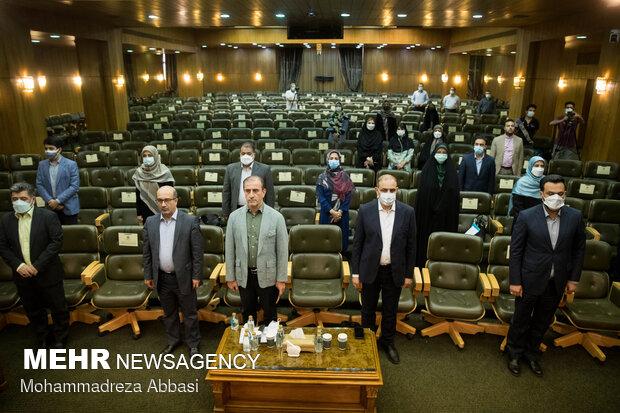 نشست خبری نامزدهای شورای اسلامی شهر تهران جبهه اصلاحات با عنوان «لیست جمهور»