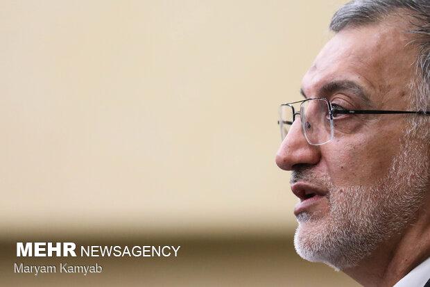 « علیرضا زاکانی»برنامههایش را به اعضای منتخب شورای شهر ارائه کرد