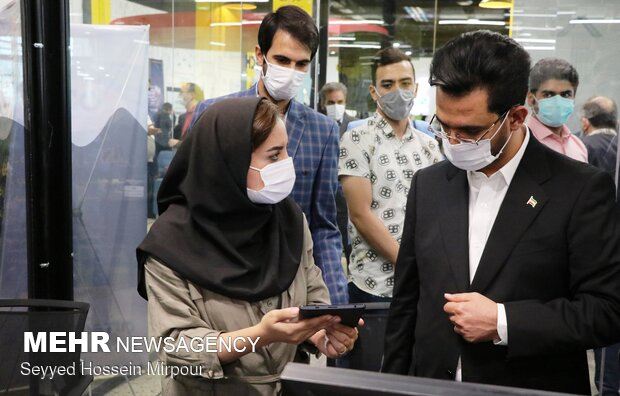سفر وزیر ارتباطات و فناوری اطلاعات به مشهد