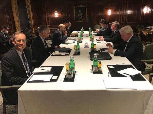 Meeting of Russian, US delegations on JCPOA fruitful: Ulyanov