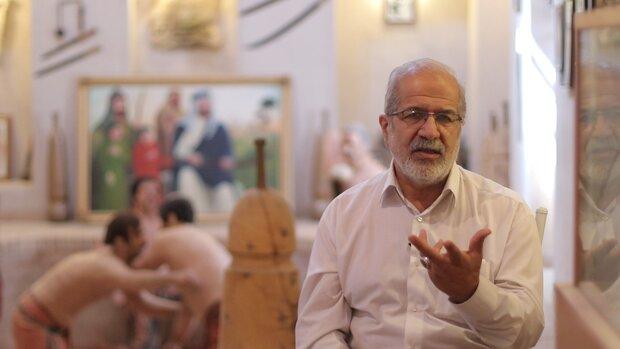 دعوت پیشکسوت ورزش های زورخانه ای خراسان جنوبی برای حضوردرانتخابات
