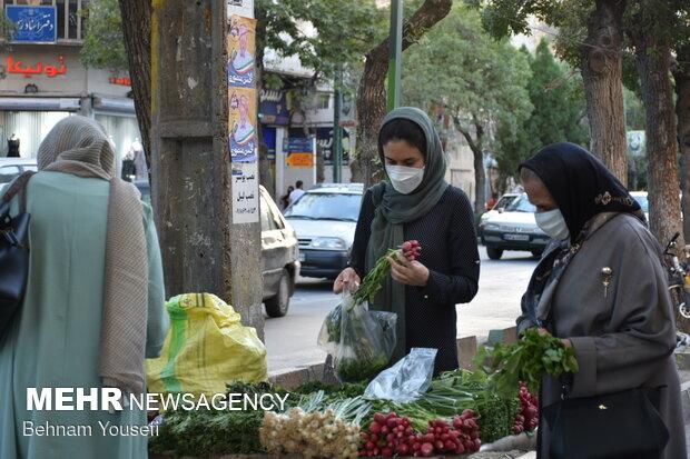رد پای تبلیغات انتخاباتی بر چهره شهر - اراک