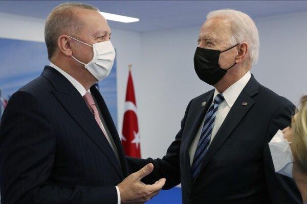 بایدن: با اردوغان دیدار بسیار خوبی داشتم!