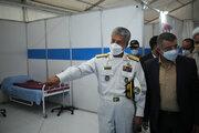 Army opens Shahid Keshvari 100-bed Field Hospital in Tehran
