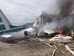 فرانس میں چھوٹا طیارہ گر کر تباہ / 3 افراد ہلاک