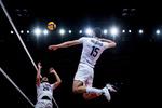 اعلام ترکیب تیم ملی والیبال ایران مقابل برزیل