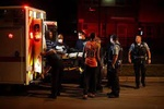 8 shot, 4 killed in US Chicago shooting on Tuesday