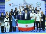 Iran crowned at Asian Para taekwondo championships
