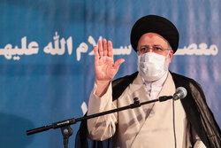 حمایت از آیت الله رئیسی در حساسترین انتخابات ایران اسلامی