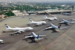 Iran's flights at airports 'doubled' in current year: CEO
