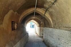 ساباط تاریخی احمدی در بافت کهن دزفول مرمت شد