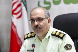 کشف ۳۵ میلیارد ریال لوازم یدکی قاچاق در تهران