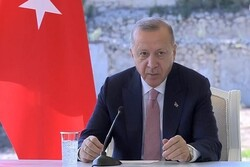 Erdogan says to make Karabakh prosper with Iran, Russia help