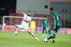 دیدار تیم ملی فوتبال ایران و تیم ملی فوتبال عراق