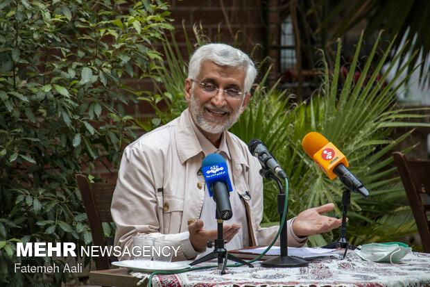 سعید جلیلی صدارتی انتخابات سے دستبردار ہوگئے
