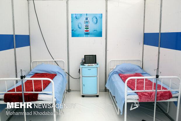 درخواست برای استقرار بیمارستان صحرایی در آبادان