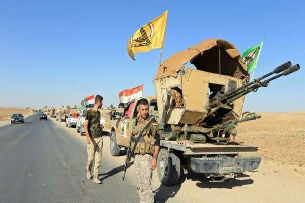 حمله داعش به جنوب سامراء خنثی شد