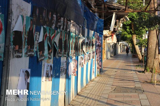 تبلیغات رنگارنگ؛ وعدههای قشنگ/ بازار وعده «توسعه شیراز» گرم است