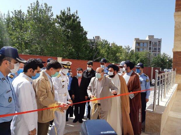 بزرگترین مرکز تخصصی دندانپزشکی نیروی هوایی ارتش افتتاح شد